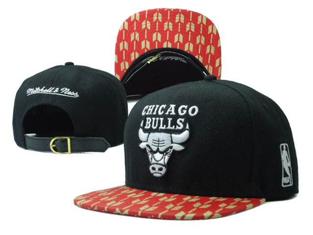 Chicago Bulls NBA Snapback Hat Sf25